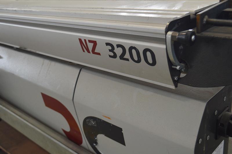 Escuadradora Robland NZ-3200 Axis Ergo