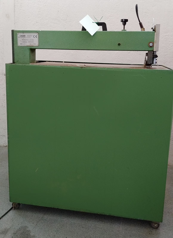Cosedora CASATI Z-650