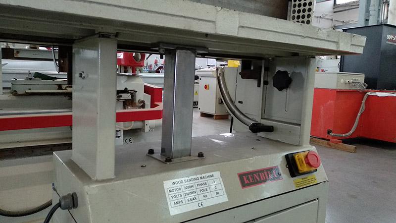 Lijadora de banda oscilante Kenbill 2315
