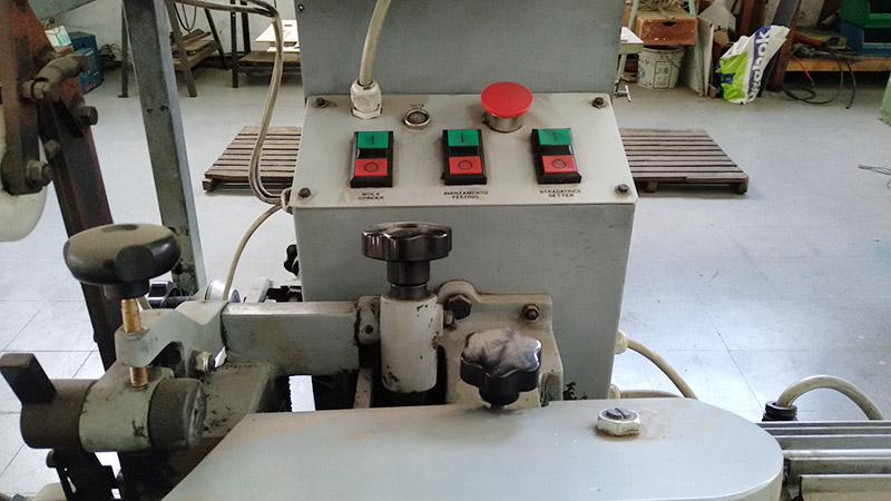 Afiladora SICAR 600